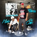Lil Nuke & Rel Cain - Must Be 2 Sides mixtape cover art