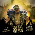 LiL T - Soldier's Anthem mixtape cover art