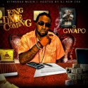 CJ Gwapo - Long Time Coming  mixtape cover art