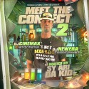 Meet The Connect 2 (Hosted By Sy Ari Da Kid) mixtape cover art
