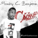 Monty C. Benjamin - #LeftFieldSessions mixtape cover art
