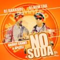 Most Hated - No Soda mixtape cover art