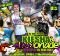 Mr. Swagg & Deizl - Kiesha & #Leanonade mixtape cover art