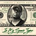 Strate - In My Spare Tyme mixtape cover art