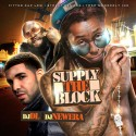 Supply The Block mixtape cover art