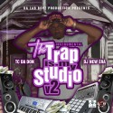 Tc Da Don - Tha Trap Is My Studio 2 mixtape cover art