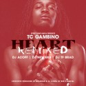 TC Gambino - Heart (Remixed) mixtape cover art
