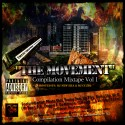 Tmanic Familia: The Movement mixtape cover art
