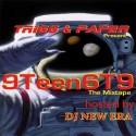 Trigg & Paper - 9Teen6T9 mixtape cover art