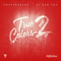 True Colors 2  mixtape cover art