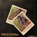 TrueStoryGee - True Story mixtape cover art