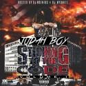 Judah Boy - Sticking To The Code mixtape cover art