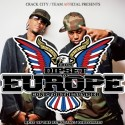 Team Afficial Presents: From Dipset To Europe (Gone For The Summer) mixtape cover art