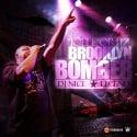Joell Ortiz - The Brooklyn Bomber mixtape cover art