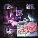 Juelz Santana - Presidential Dope mixtape cover art