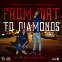 BGN Grady & UptownPackiee - From Dirt To Diamonds mixtape cover art