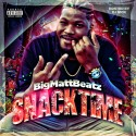 BigMattBeatz - SnackTime mixtape cover art