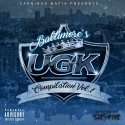 Cannibis Mafia - Baltimore's UGK Vol. 1 mixtape cover art