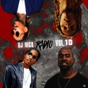 DJ Nick Radio 10 mixtape cover art
