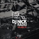 DJ Nick Radio 33 mixtape cover art