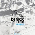 DJ Nick Radio 35 mixtape cover art