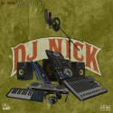 DJ Nick Radio 44 mixtape cover art