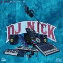 DJ Nick Radio 45 mixtape cover art