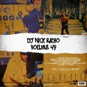 DJ Nick Radio 49 mixtape cover art
