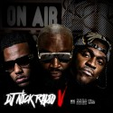 DJ Nick Radio 5 mixtape cover art