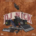 DJ Nick Radio 55 mixtape cover art