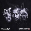 DJ Nick Radio 6 mixtape cover art