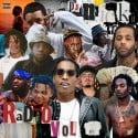 DJ Nick Radio 69 mixtape cover art