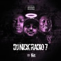 DJ Nick Radio 7 mixtape cover art