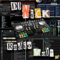 DJ Nick Radio 70 mixtape cover art
