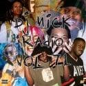 DJ Nick Radio 71 mixtape cover art