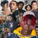 DJ Nick Radio 72 mixtape cover art