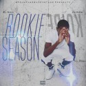 Erick - Rookie Season EP mixtape cover art