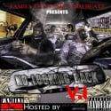 Family Ova Fame - No Looking Back mixtape cover art