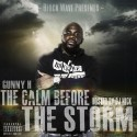 Gunny H - The Calm Before The Storm mixtape cover art