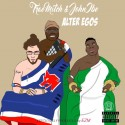 John Ibe - Alter Egos mixtape cover art