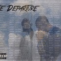 John Ibe - The Departure  mixtape cover art