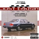 Just Crusin Volume 1 (90s Tape) mixtape cover art