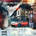 Juvie Ro - The Come Up mixtape cover art