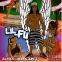 Lil Fu - 4 Diamondz mixtape cover art