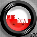 Moe Town mixtape cover art