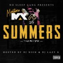 Montana Max - 26 Summers mixtape cover art