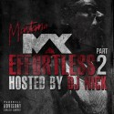 Montana Max - Effortless 2 mixtape cover art