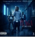 Plaga - Its Only Right mixtape cover art