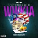 Smithy - Waviest White Kid In America mixtape cover art