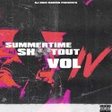 Summertime Shootout 4 mixtape cover art